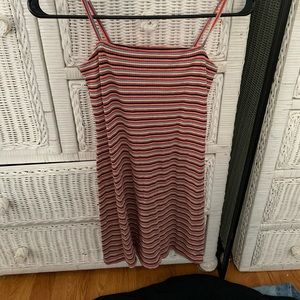 Brand New Hollister Striped Swing Dress